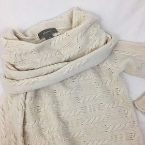 [Ply Cashmere] ✨SALE✨100% cashmere cream sweater